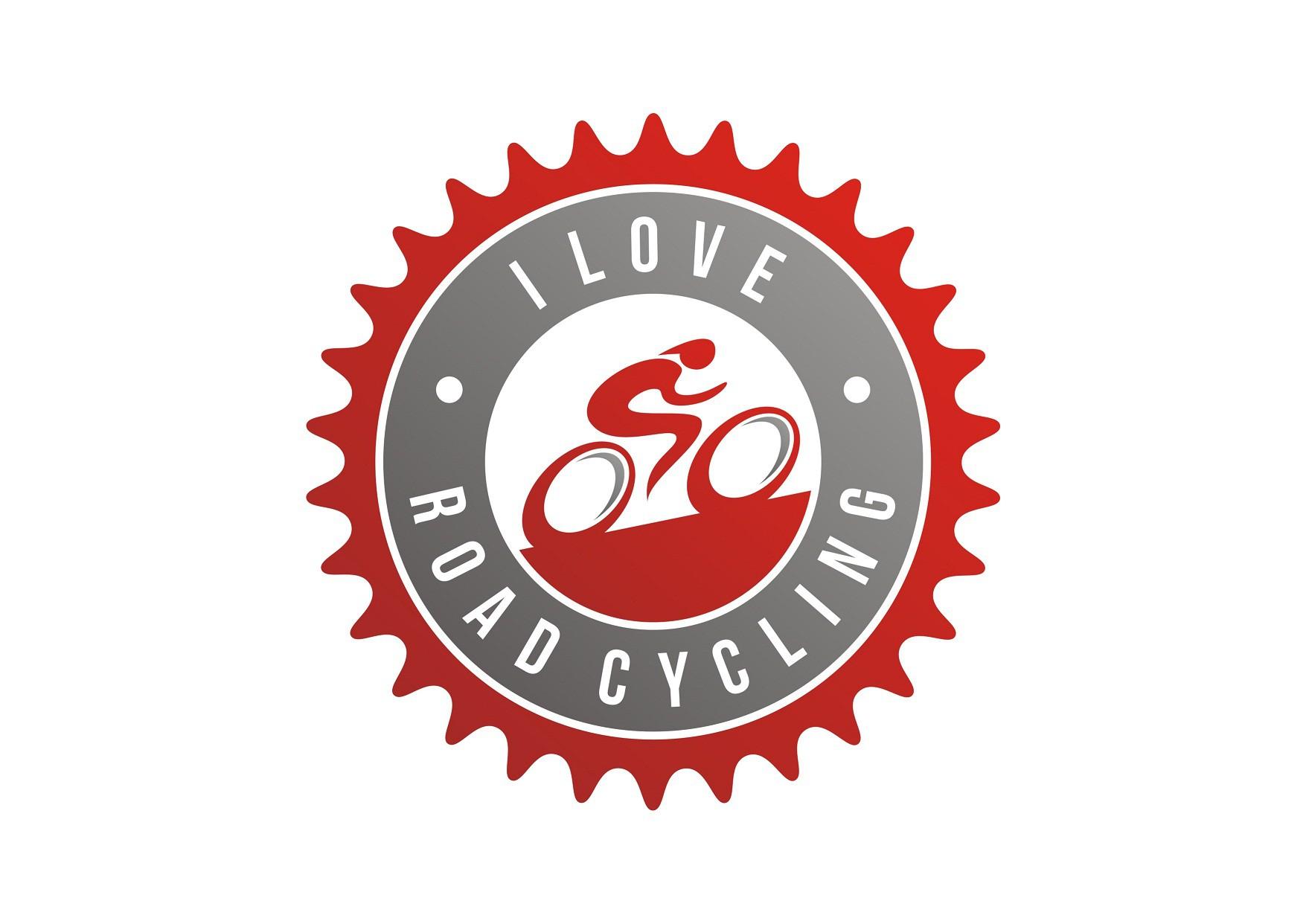Create a modern, flexible logo for road cycling fans