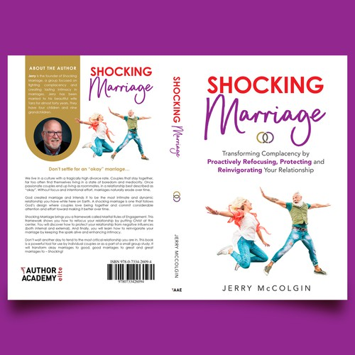 Shocking Marriage Book COver