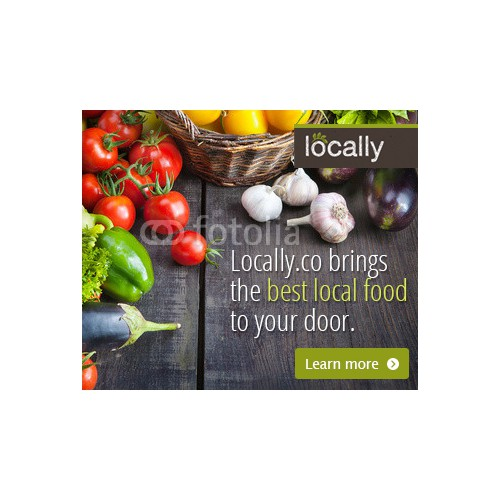Locally needs a new banner ad