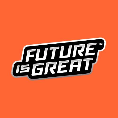 Tech typo logo