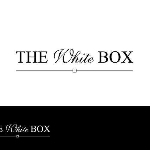 logo for The White Box