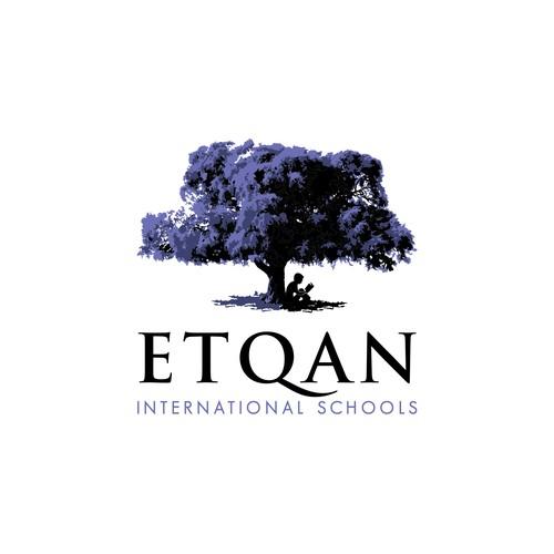 IDENTITY KIT FOR ETQAN INTERNATIONAL SCHOOL OF QATAR