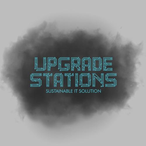 Upgrade Stations logo