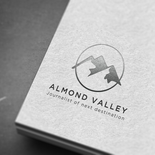 ALMOND VALLEY logo