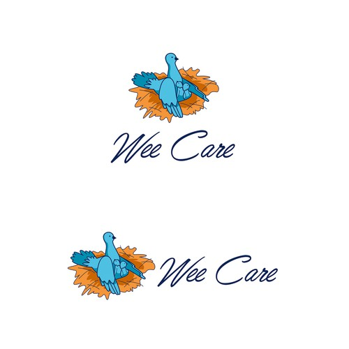 Logo for Wee Care