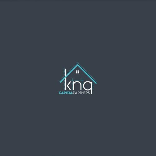 """Logo design for """"KNQ"""""""