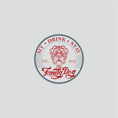 Vintage And Lettering Logo