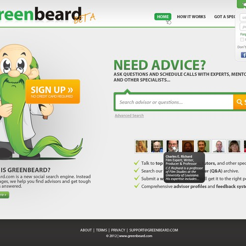 Greenbeard.com is moving to Silicon Valley -- needs an awesome design!