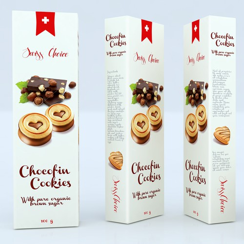 Briefing for a Generic Swiss Premium Packaging design, Tasty Swiss