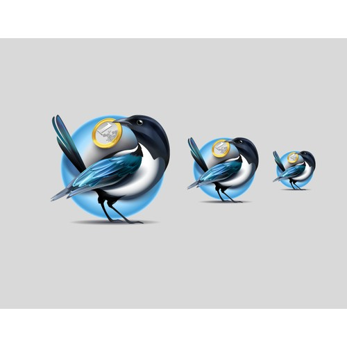 Magpie Icon