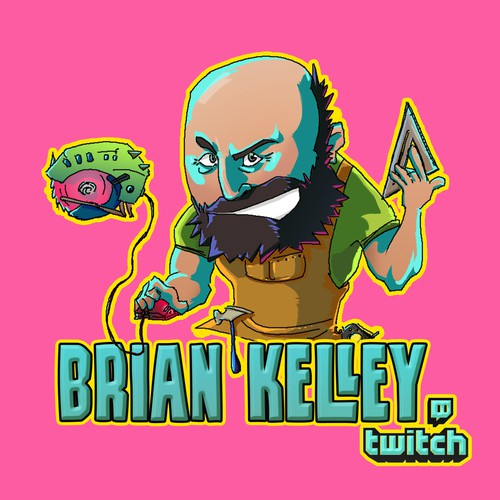 Character Logo ~ Twitch