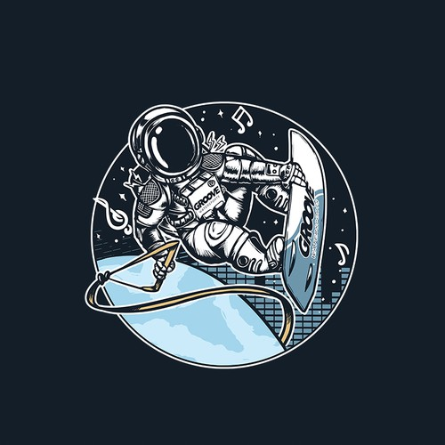 Groove Astronaut