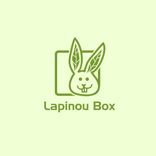 Fun and simple logo for Healthy goods subcription box for Rabbit