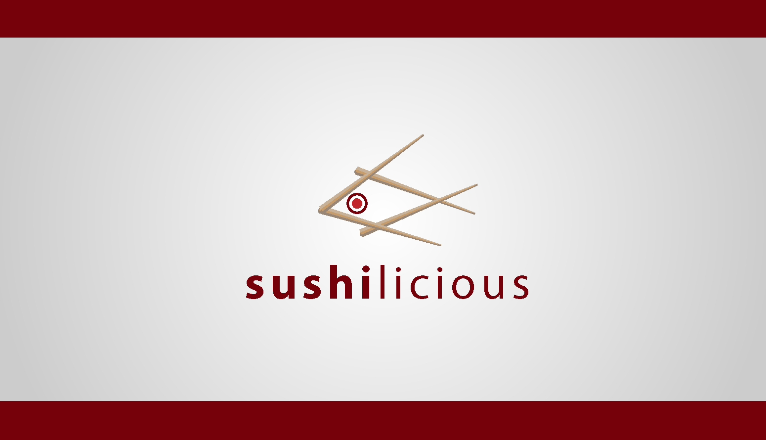 New logo wanted for Sushilicious
