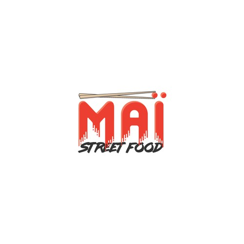 Logo for online restaurant