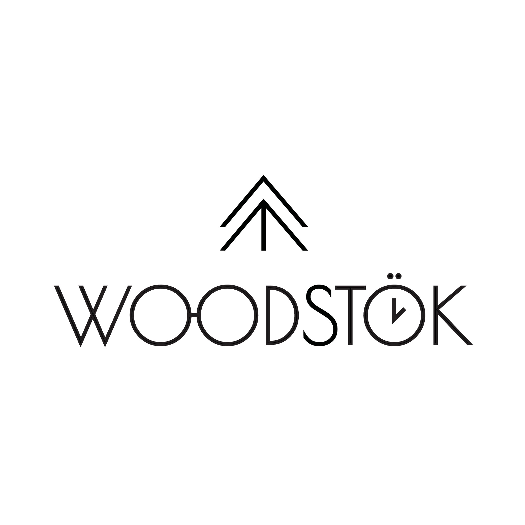 WoodStök apparel needs a simple eye catching logo for new Brand!!
