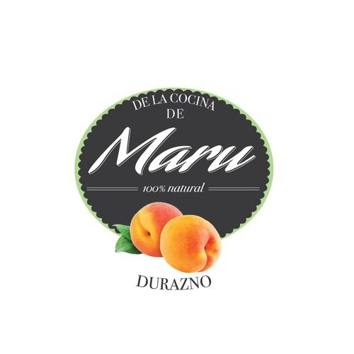 Logo concept for jam