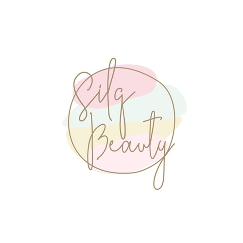 Logo concept for beauty waxing products