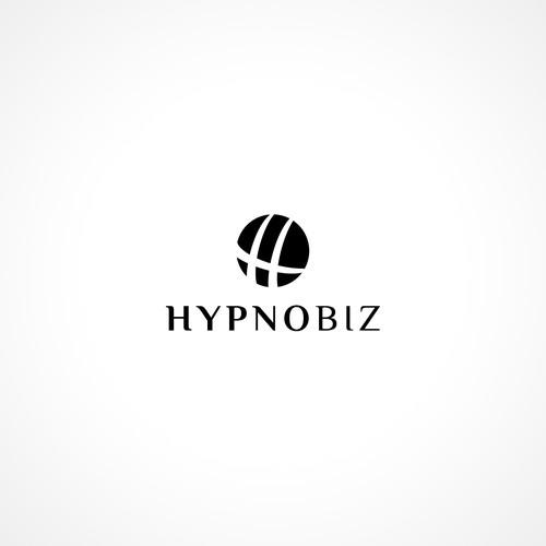 HypnoBiz logo design
