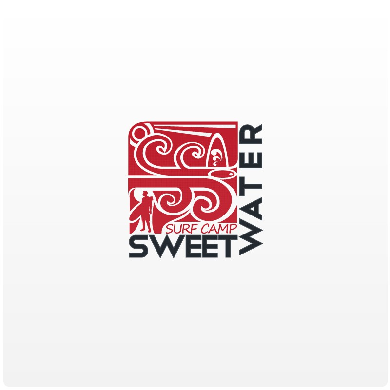 Help Sweet Water Surf Camp with a new logo