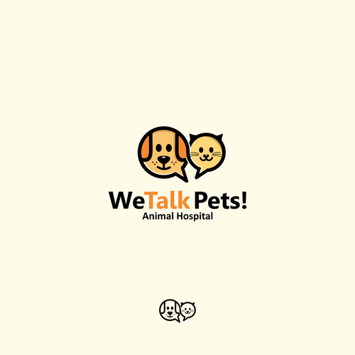 Beautiful logo design for  pets