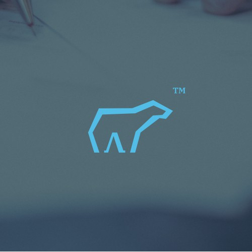 Powerful logo for strategy consulting firm