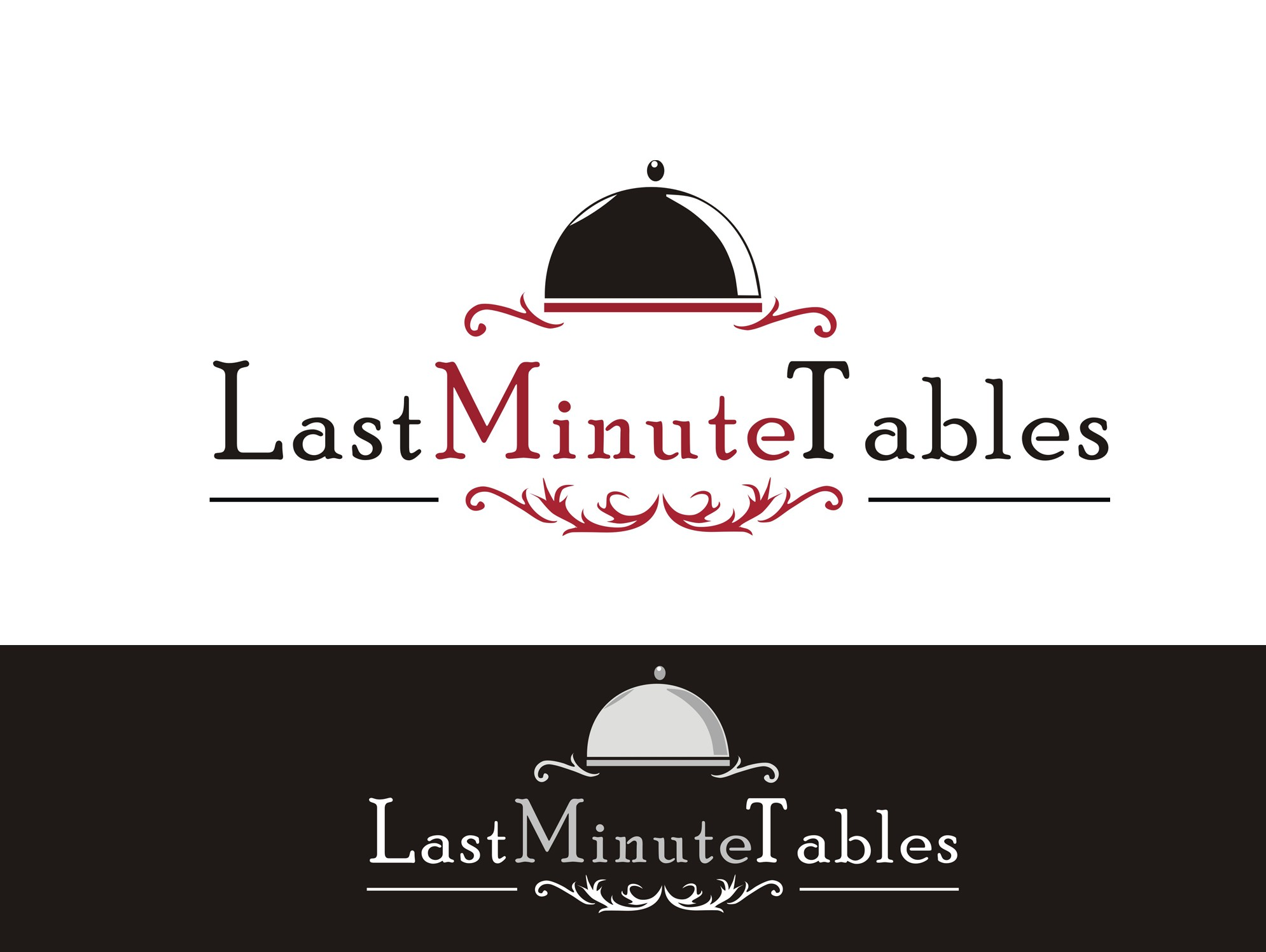 """Help """"Last Minute Tables"""" with a new logo"""