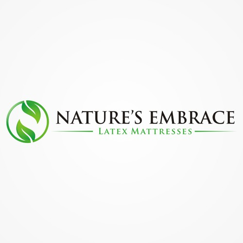 Create the next logo for Nature's Embrace