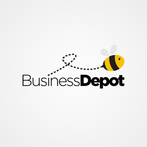 Logo concept for BusinessDepot