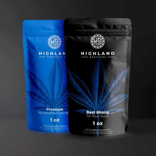 Packaging- Cannabis Brand Flower