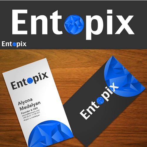 Create the next logo for Entopix