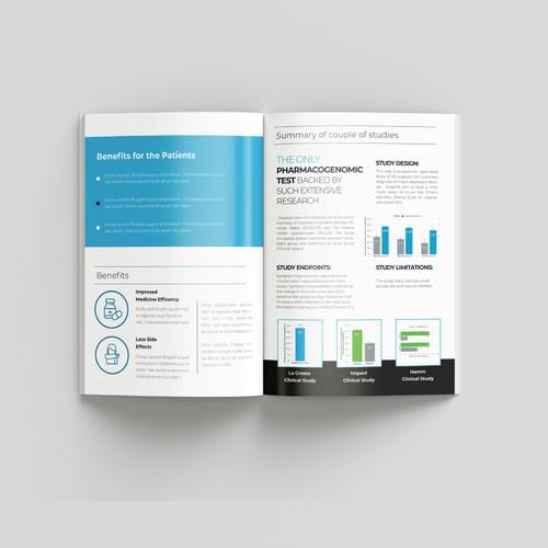 PharmacoGenetics Test Brochure