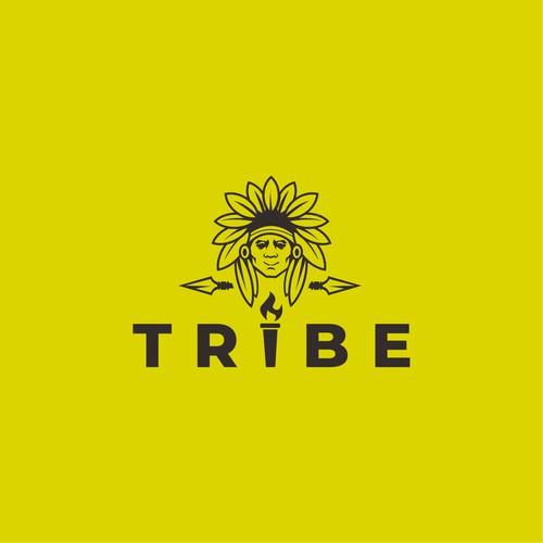 tribe logo concept