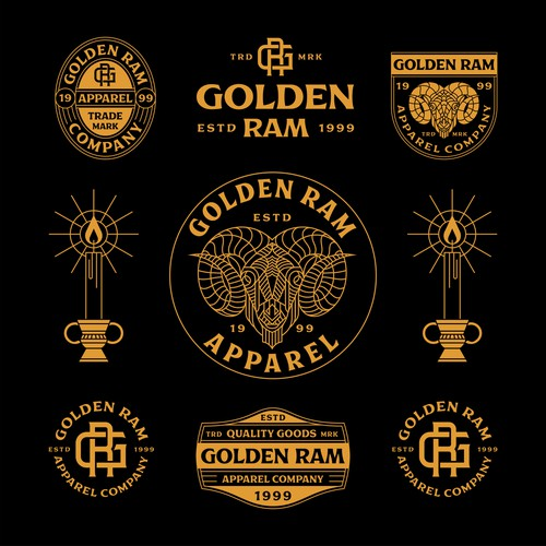 Golden Ram Apparel