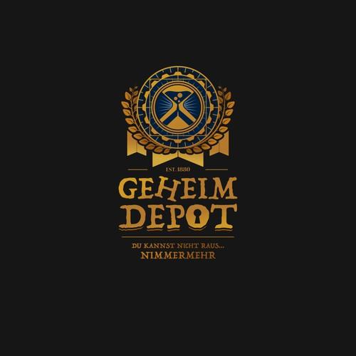 Gegeimdepot Logo