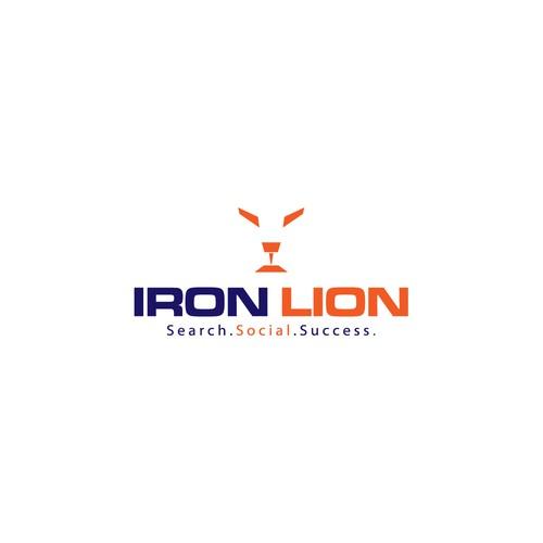 Logo for Iron Lion