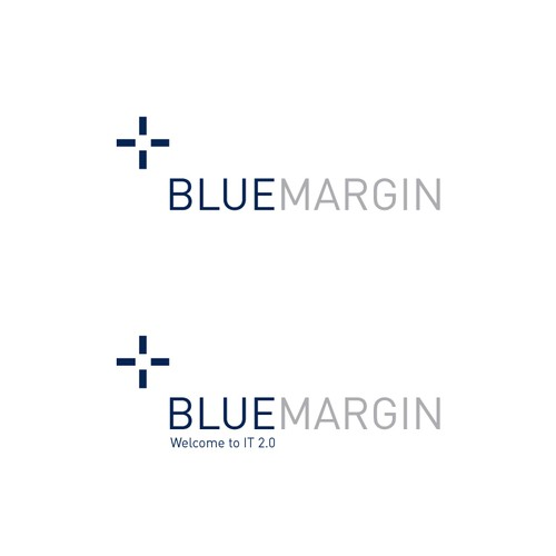 CONTEST ACCEPTING REVISIONS ONLY:  New Logo for IT Consulting Firm, Blue Margin