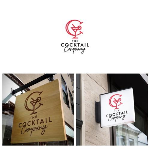 "Logo design ""Cocktail Company"""