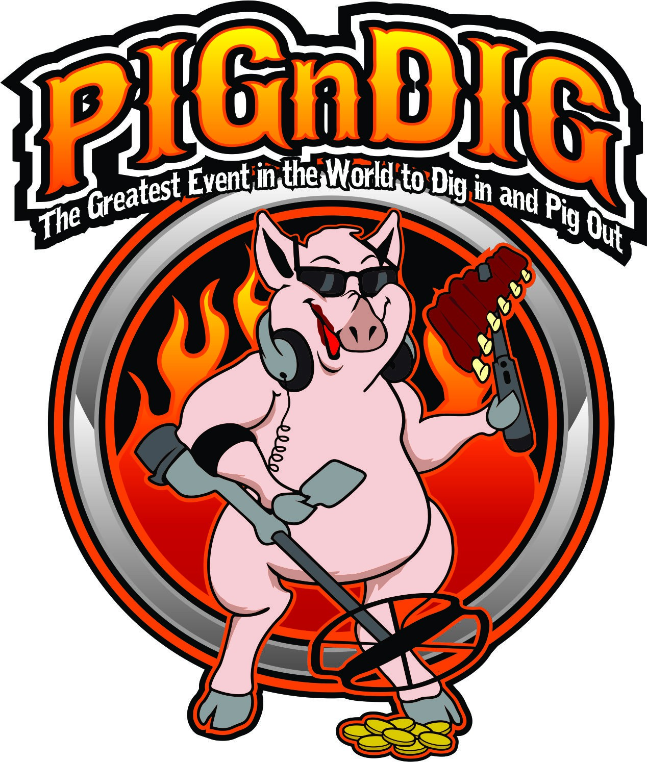 Help PIGnDIG with a new logo