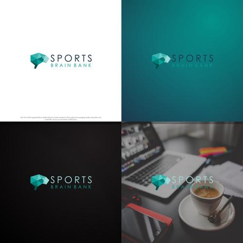 Logo for sport brand