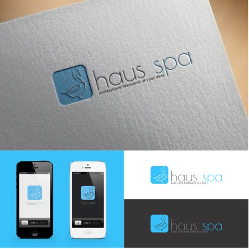 Create an Illustration for Haus Spa App (Home and Office massages and nails service)