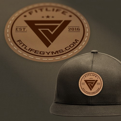 FITLIFE Hat design