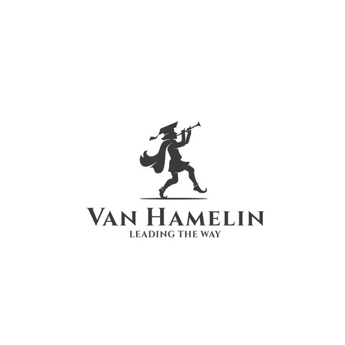 Sophisticated logo for Van Hamelin