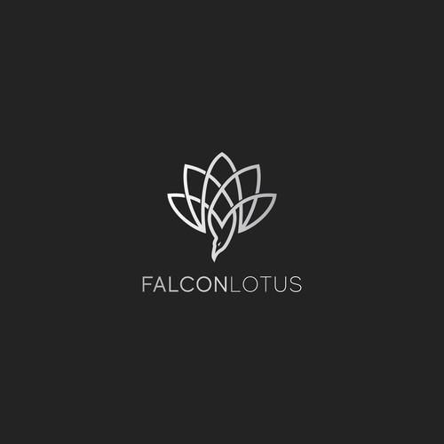 logo concept for FalconLotus