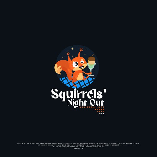 Squirrels' Night Out