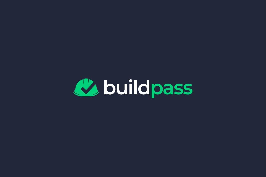 Modern logo for cutting-edge construction software platform