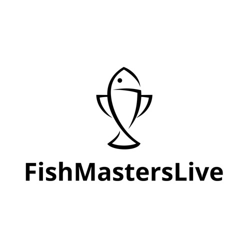Logo Design for FishMastersLive