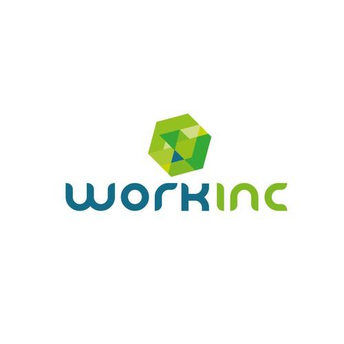 logo per coworking