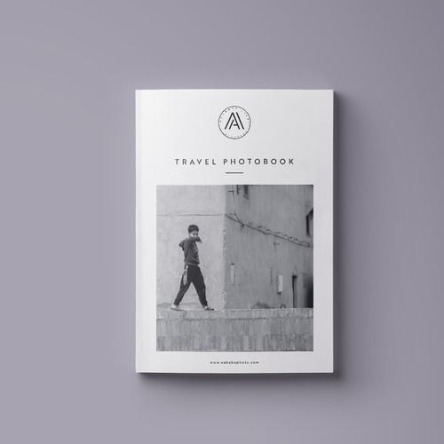 Minimal photobook