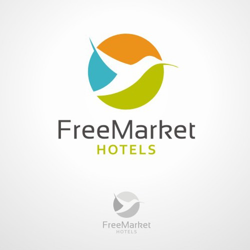 Hotel Booking website logo